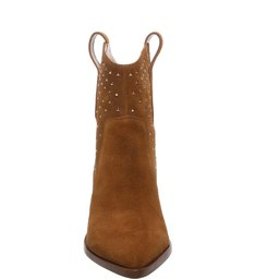 New Western Boot Studs Brown