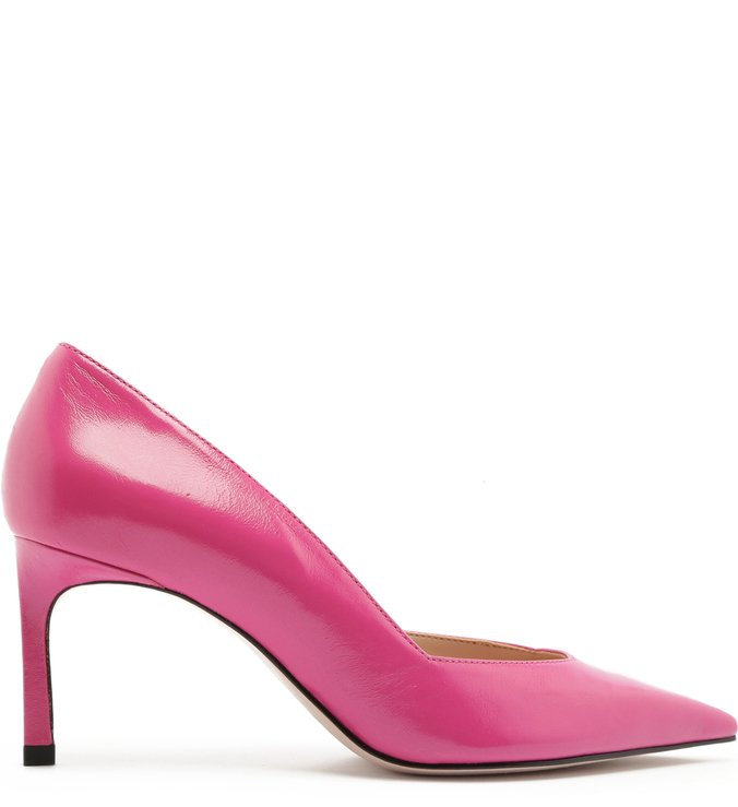 Scarpin Mid Heel Pink | Schutz