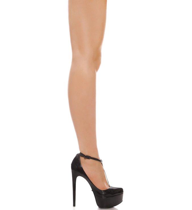 Scarpin Sexy Heels Black