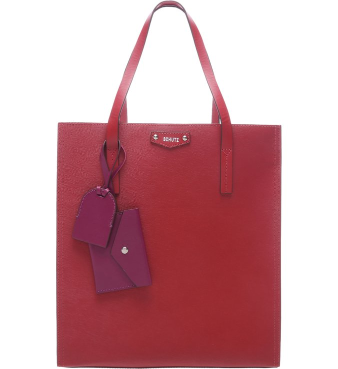 Tote Laura Charms Pink