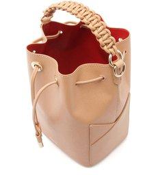 Bucket Bag Tressê Neutral