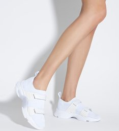 Tênis Rush Velcro Branco