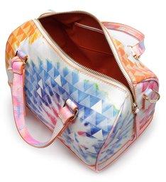 Bowling Bag Triangle Tie-Dye