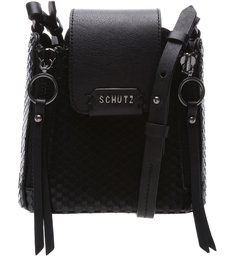 Mini Crossbody Rollis Bright Snake Black