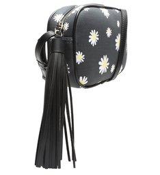Crossbody Kate Neoprene Floral Black