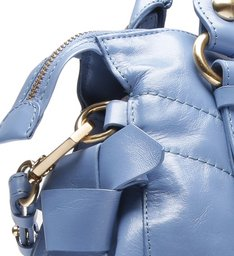 Tote Amber Blue Jeans