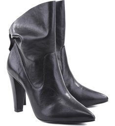 Slouchy Boot Black