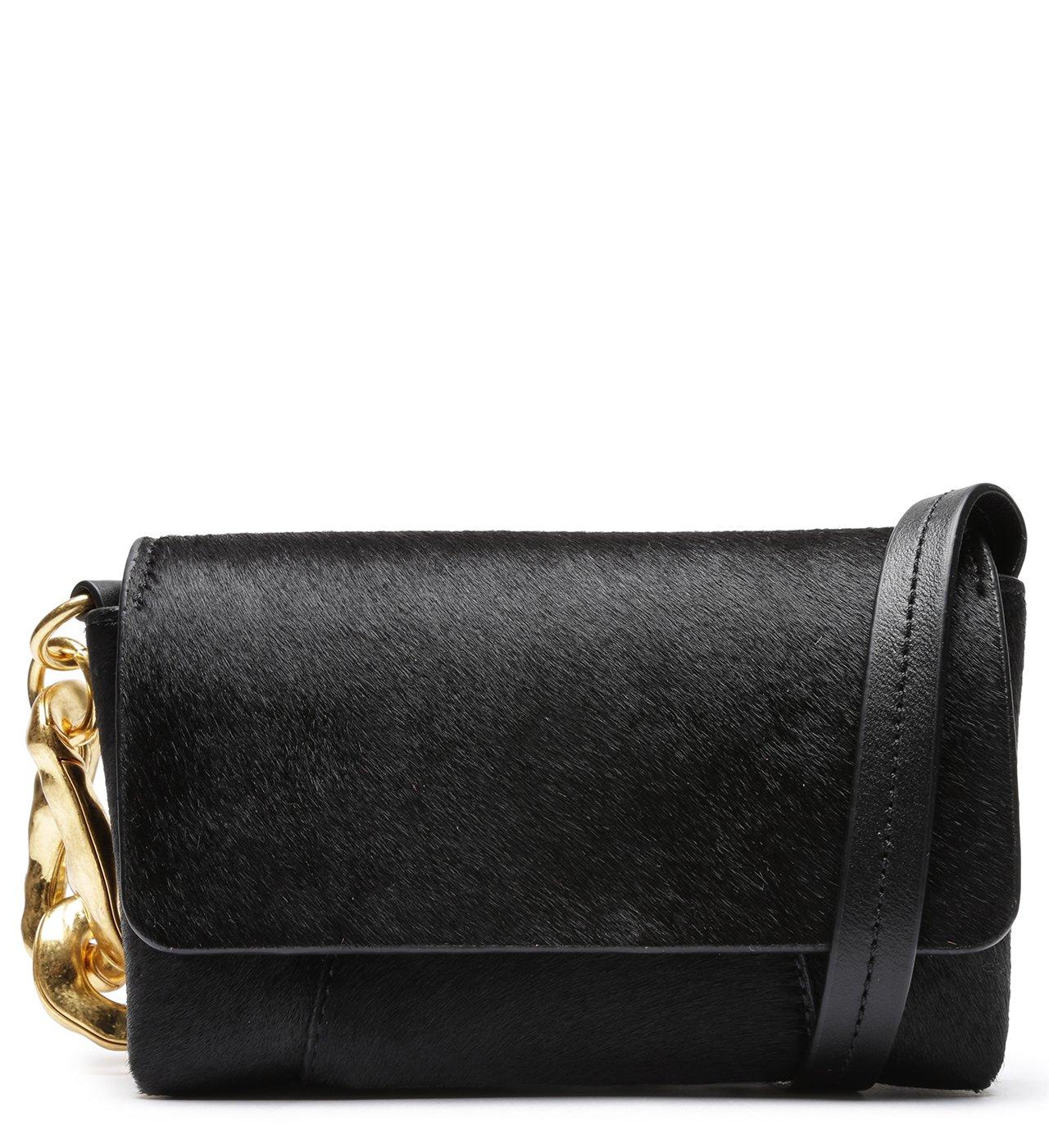 Crossbody Ully Soft Glam Black | Schutz