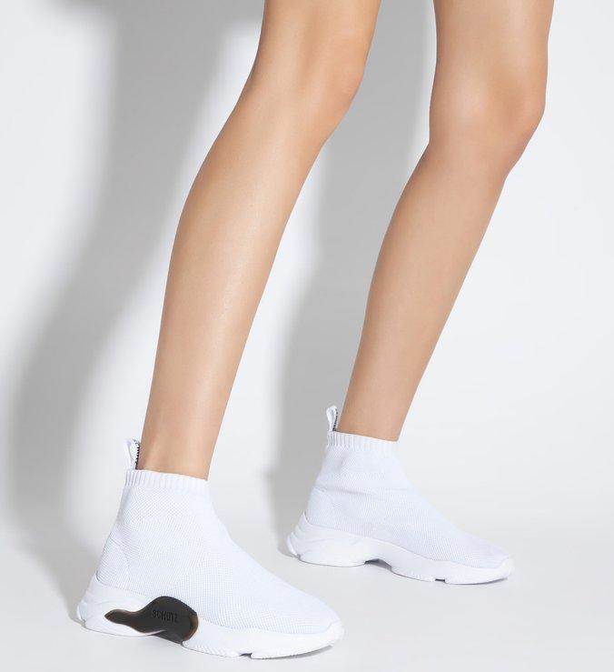 Tênis Rush Knit Branco