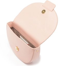 BELT BAG BUCKLE BRIGHT ROSE