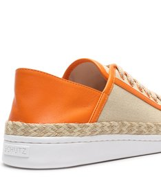 Sneaker Ultralight Natural Tangerine