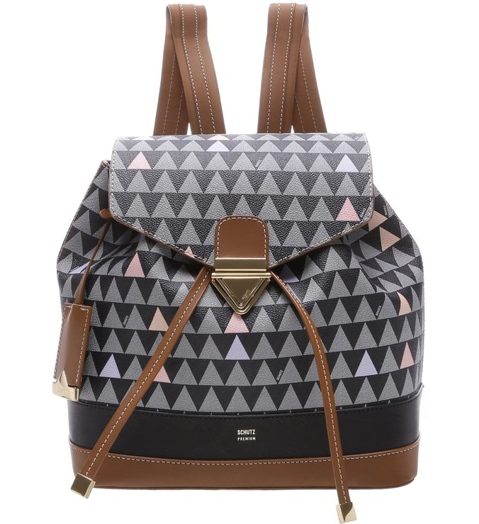 Mochila Triangle Black