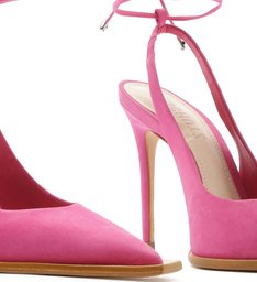SCARPIN LACE-UP 944 PINK