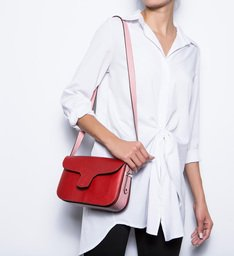 Bolsa Crossbody Red