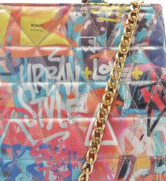 Tote Matelassê Maxi Street Art