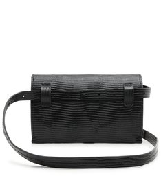 "Crossbody e Pochete ""A to Z"" Black"