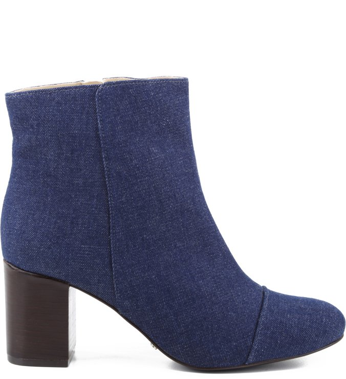Bota Parisienne Low Jeans