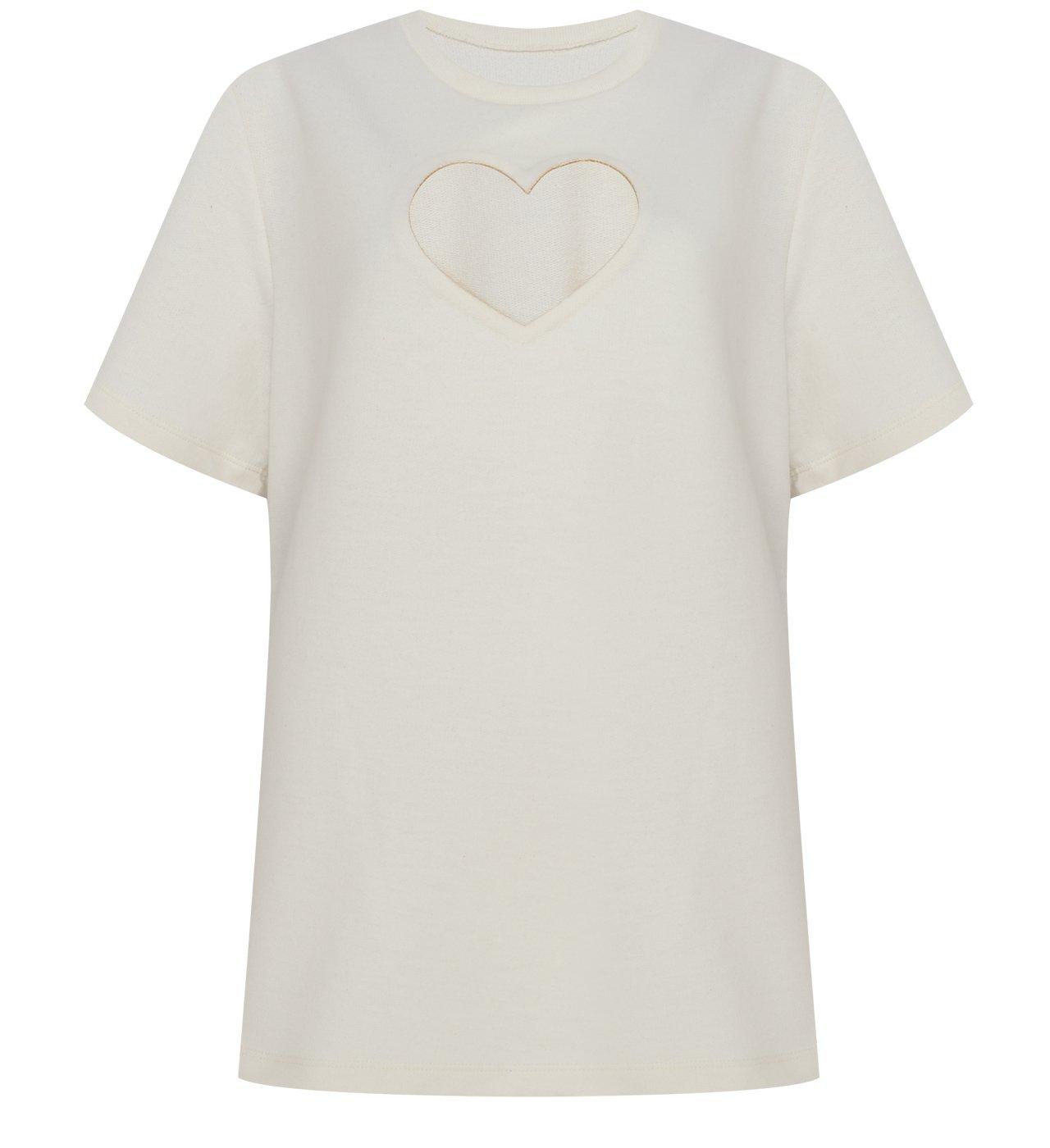 Ginger X Schutz T-Shirt White | Schutz