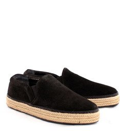 Natural Slip On Black