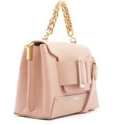 Satchel Buckle Bag Sweet rose