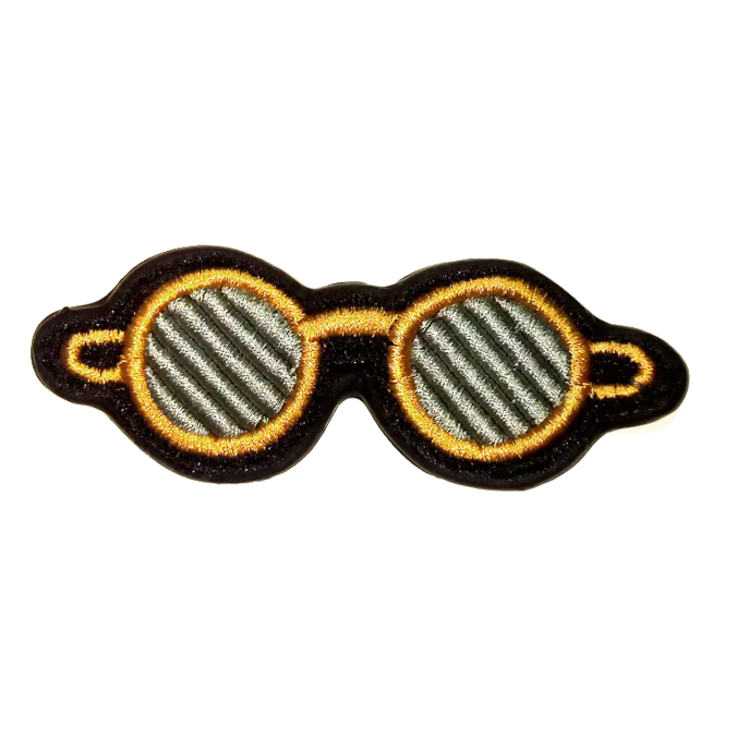 Patches Glasses