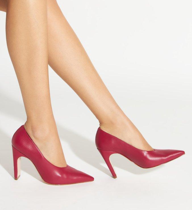 Scarpin Cava Red