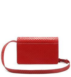 CROSSBODY SAM SNAKE RED