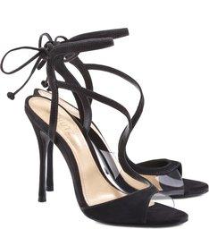 Fetiche Sandals Sinuos Strap Black