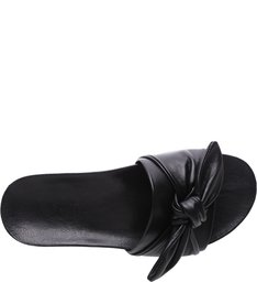 Slide Bow Black