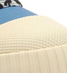 Tênis Sem Cadarço Smash Estampa Azul