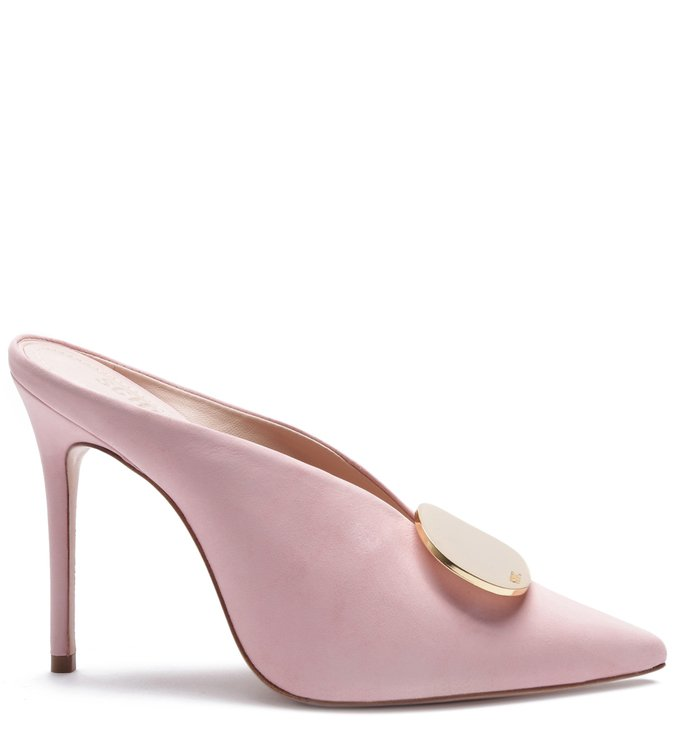 Mule High Hardware Rose | Schutz