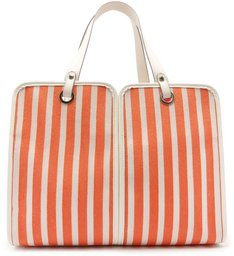 SHOPPING BILLIE STRIPES ORANGE