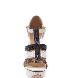 Sandália Hot Heels Black
