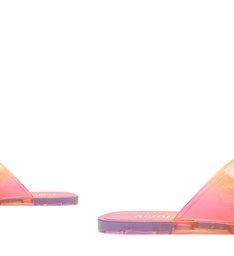 RASTEIRA DE X LOGO SCHUTZ JELLY Colors Sunset