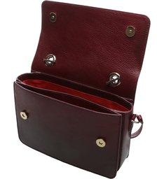 Handbag Chain Minimal Cabernet