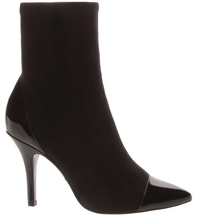 Gwen Sock Boot Stretch Black