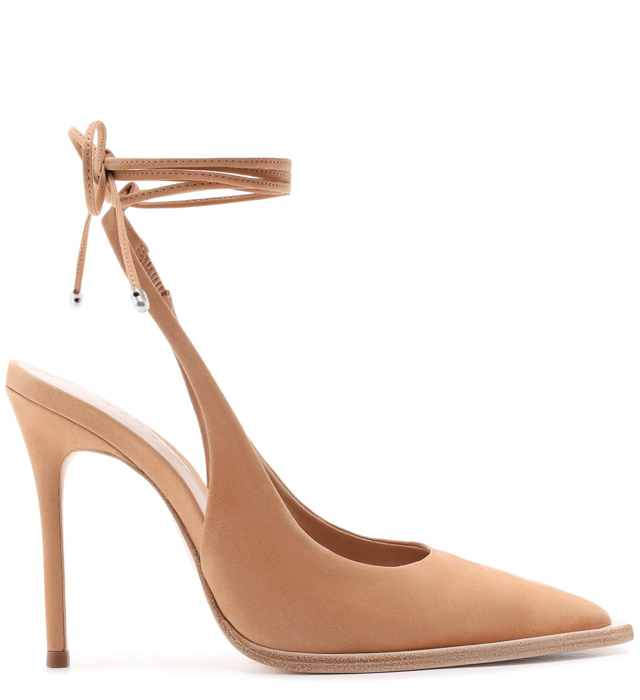 Scarpin Lace-Up 944 Honey | Schutz
