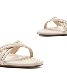Sandália Texture White