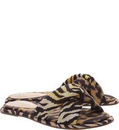 Flat Slide Animal Print
