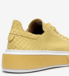 Tênis It Schutz Snake Yellow