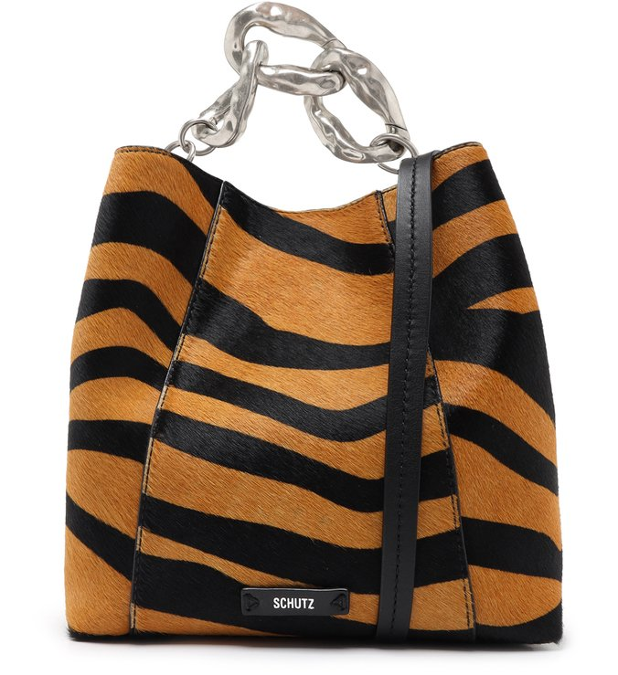 Hobo Bag Ully Animal Print | Schutz