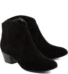 Ankle Boot Minimal Black