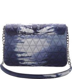 Shoulder Bag Matelassê 944 Tie- Dye Blue