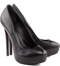 Scarpin Classic Black