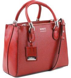 Bolsa Tote Mini Lorena Classic Vermelha