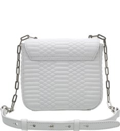 Crossbody Sthé Snake White