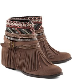 Folk Boots Neutral