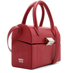 [ON DEMAND] The 2020 Bowling Crossbody Lezard Red