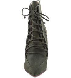 Bota Moon Militar Green