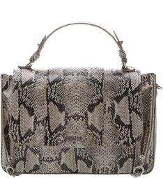 Satchel Bag Rollis Python